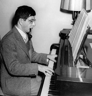 Bernard Herrmann [1911 - 1975]