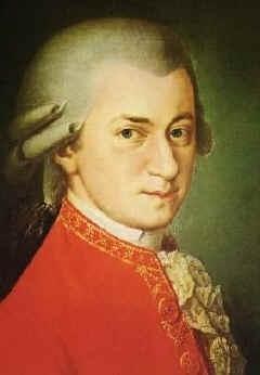 Mozart Wolfgang Amadeus [1756 - 1791]