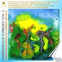 Hamerik, Ebbe - Symphonie n° 5 «Cantus firmus V - Sinfonia breve»  (Danemark,  XXe)