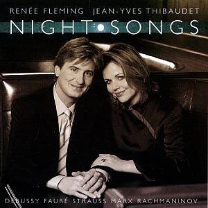 Renée Fleming - Dans un Survol de Nuit.
