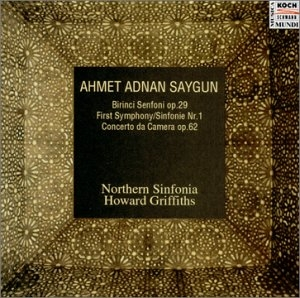 Ahmet Adnan Saygun - Symphony N°1 («Birinci Senfoni»), Op. 29