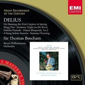 Les Delius et coutumes de Sir Thomas Beecham