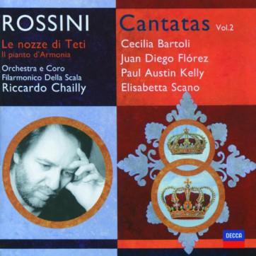 Juan Diego Florez - Gioachino Rossini Cantates