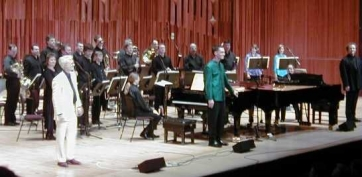 John's earbox «La musique de John Adams à Londres»