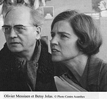Betsy Jolas « D'un opéra de voyage »