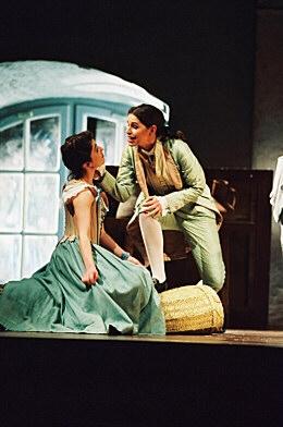 Les Noces de Figaro, ou la Double Inconsistance