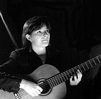 Christine Petit d'Heilly - Guitariste