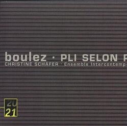 Boulez prend le pli.
