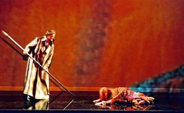 Idyll avec Siegfried, ou Wotan en emporte le vent.