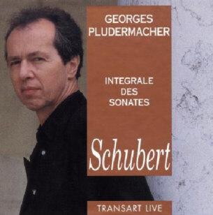Georges Pludermacher - Schubert revisité