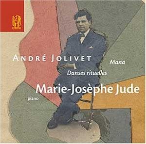 André Jolivet et l'animisme pianistique