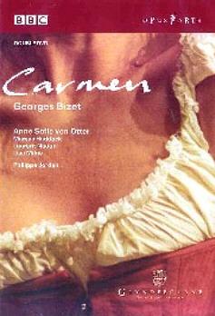 Anne-Sofie von Otter, une Carmen feu follet