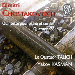 Dimitri Chostakovitch - La paix du tombeau