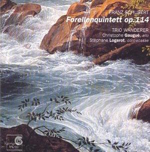 Deux quintettes pour le Trio Wanderer