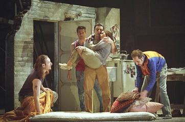 Tristan, Mimi et Idoménée font les beaux soirs des heureux festivaliers Britanniques