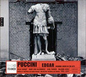 Edgar, sur les traces de Puccini