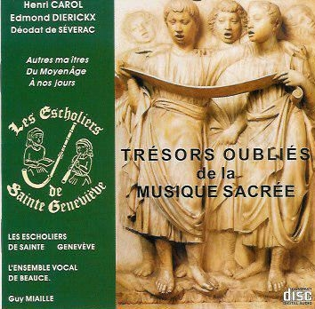 Trésors oubliés de la musique sacrée