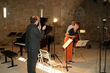 Création mondiale de Duos pour Prades de Suzanne Giraud