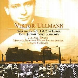 Viktor Ullmann (1898-1944) - La Lumière qui s'éteint
