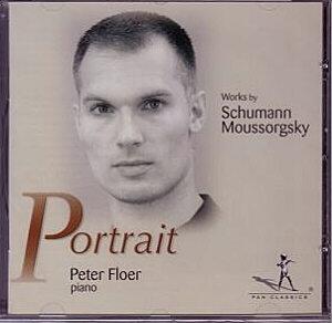 Peter Floer - Sombre portrait