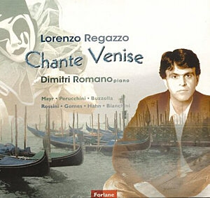 Lorenzo Regazzo chante Venise