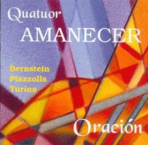 Amanecer, quatuor de guitares - Oración