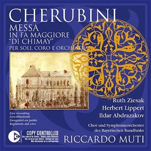 Luigi CHERUBINI (1760-1842) - Messe en Fa majeur « de Chimay »