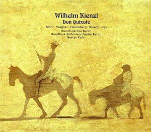 Wilhelm Kienzl (1857-1941) - Don Quichotte, des atouts dans la Manche