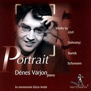 Dénes Várjon - In memoriam Géza Anda