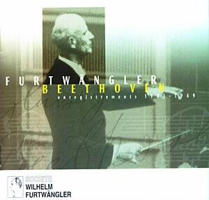 Furtwängler dirige Beethoven (enregistrements de 1943 à 1949)