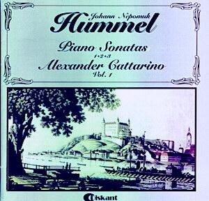 Hummel: Intégrale des Sonates pour piano
