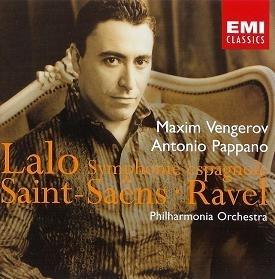 Maxim Vengerov  - Violon « champagne » et sanglots longs…