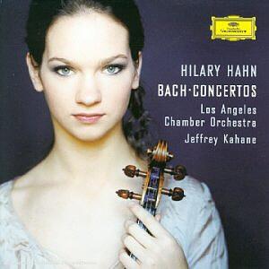 Hilary Hahn - Facilité déconcertante