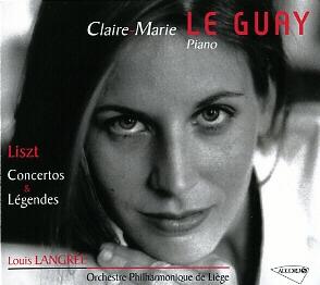 Claire-Marie Le Guay interprète Franz Liszt
