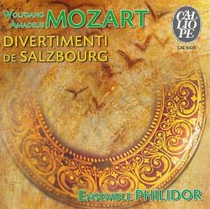 W.A. Mozart (1756-1791): Divertimenti