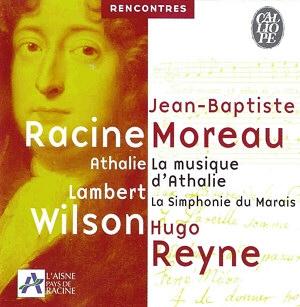 Jean Racine  /  Jean-Baptiste Moreau « Prêtez-moi, l'un et l'autre, une oreille attentive… »