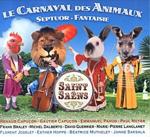 Saint-Saëns - L'esprit de la musique de famille