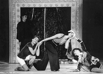Trois Ballets sur DVD; Variété des styles