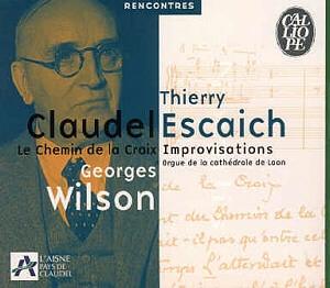 Thierry Escaich, Le Chemin de la Croix