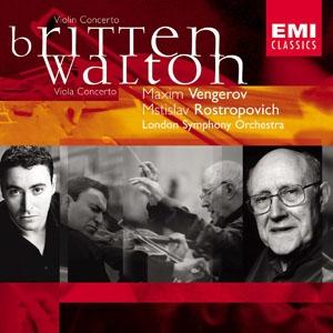 Britten et Walton par Maxim Vengerov et Mstislav Rostropovitch