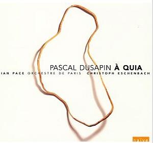 Pascal Dusapin: Un Maître chez nous
