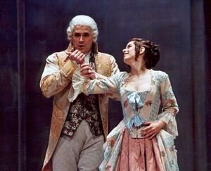 Une saison à l'Opéra