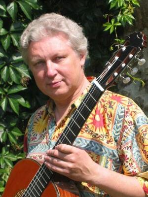Vladimir Mikulka, guitare