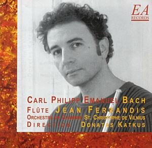 Jean Ferrandis - La flûte enchanteresse