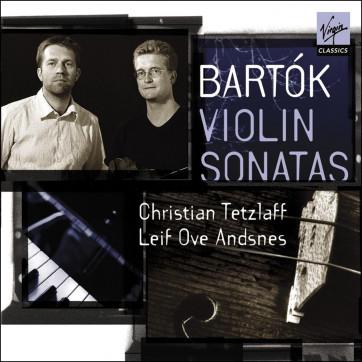 Bartok_Violin Sonatas_Tetzlaff_Andsnes