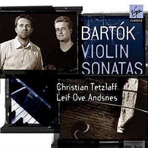 Béla Bartók: Sonates pour violon et piano. Sonate pour violon seul