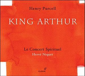 Henry Purcell: Le Roi Arthur