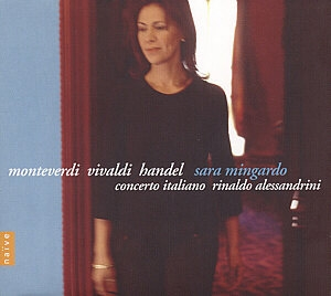 Sara Mingardo: «Arie, Madrigali & Cantate»