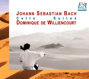 Bach, Les suites par D. de Williencourt