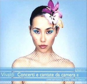 Vivaldi Concerti e Cantate da Camera Vol II